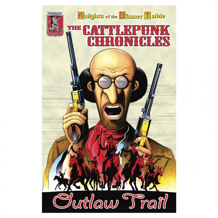 KotD: CPC: The Outlaw Trail