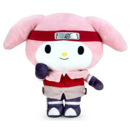 "Plush: Naruto x Hello Kitty 13"": Sakura"