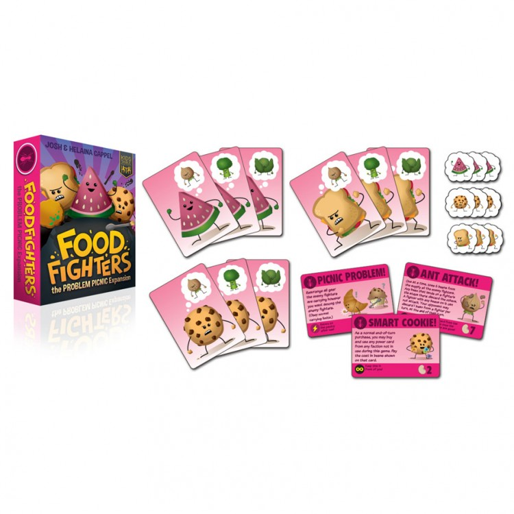 Foodfighters: Sweets Exp Faction