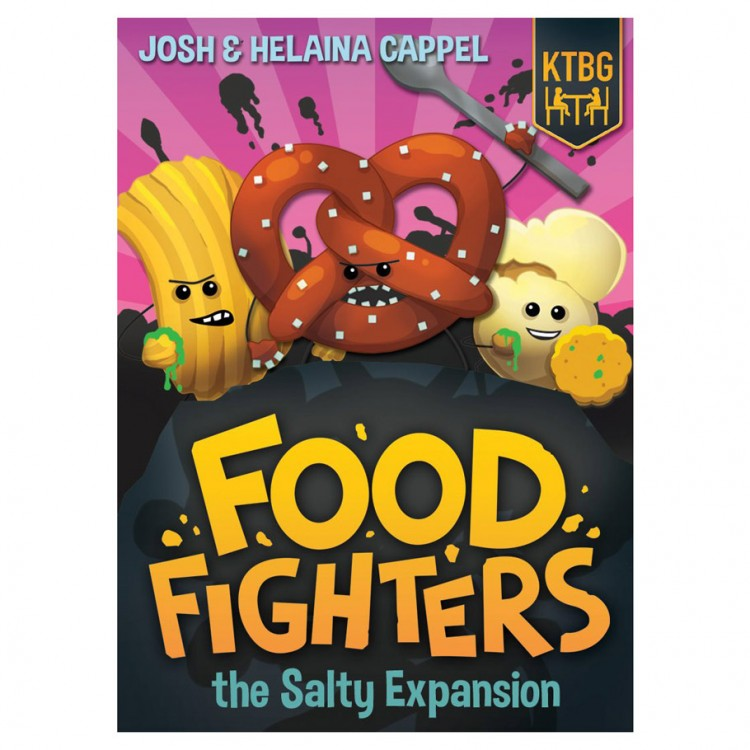 Foodfighters: Salty Exp Faction