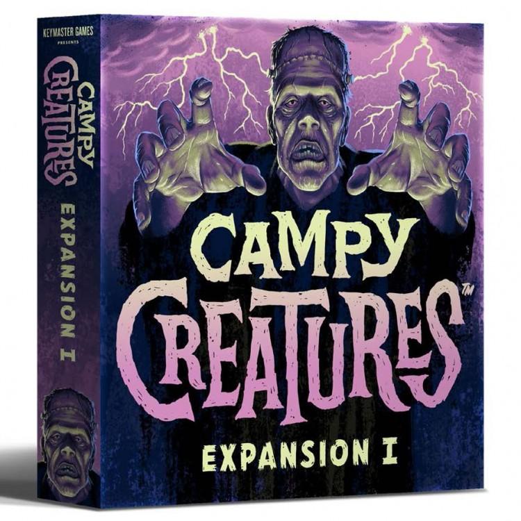 Campy Creatures: Exp. 1