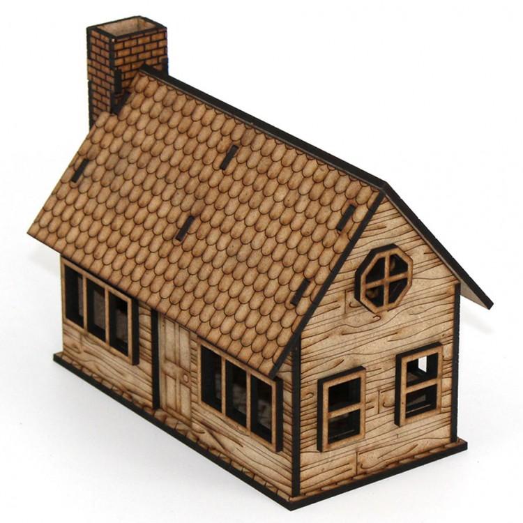 CV: Verity, the Pastor's House