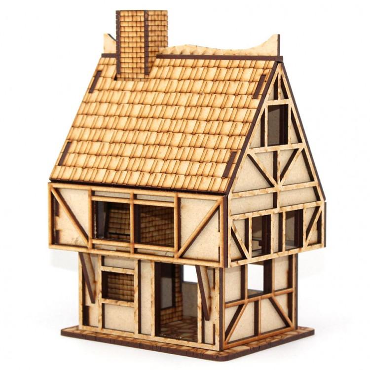 Jenash: Reged's House
