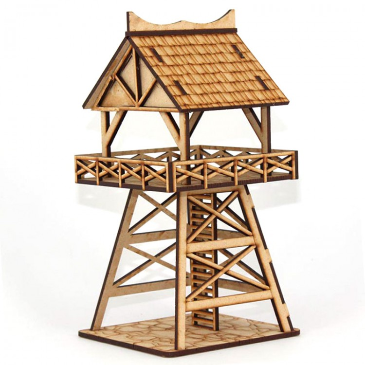 Jenash: Town Guard Tower