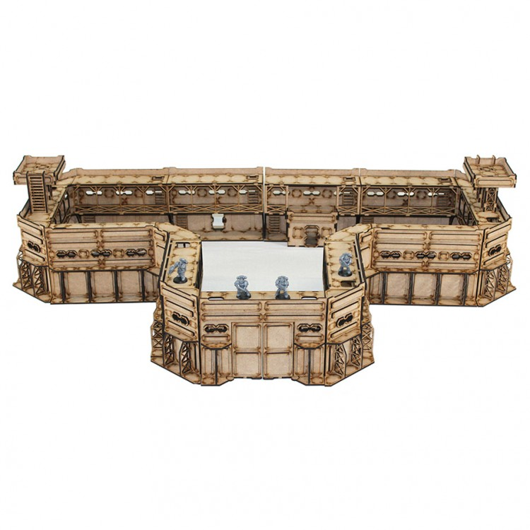 S38: Large Fortress Set