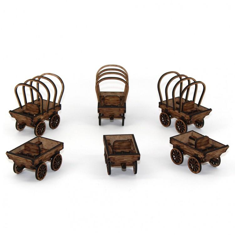 WWB: Wagons Set