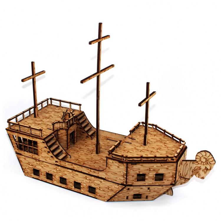 Open Seas: The Pirate Ship
