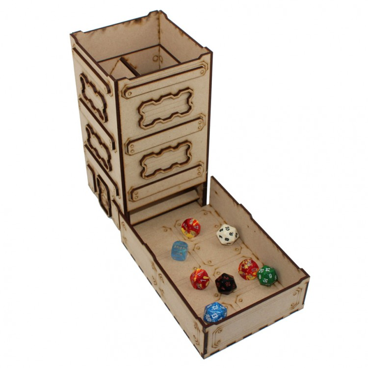 Accessories: Sector 38 Dice Tower