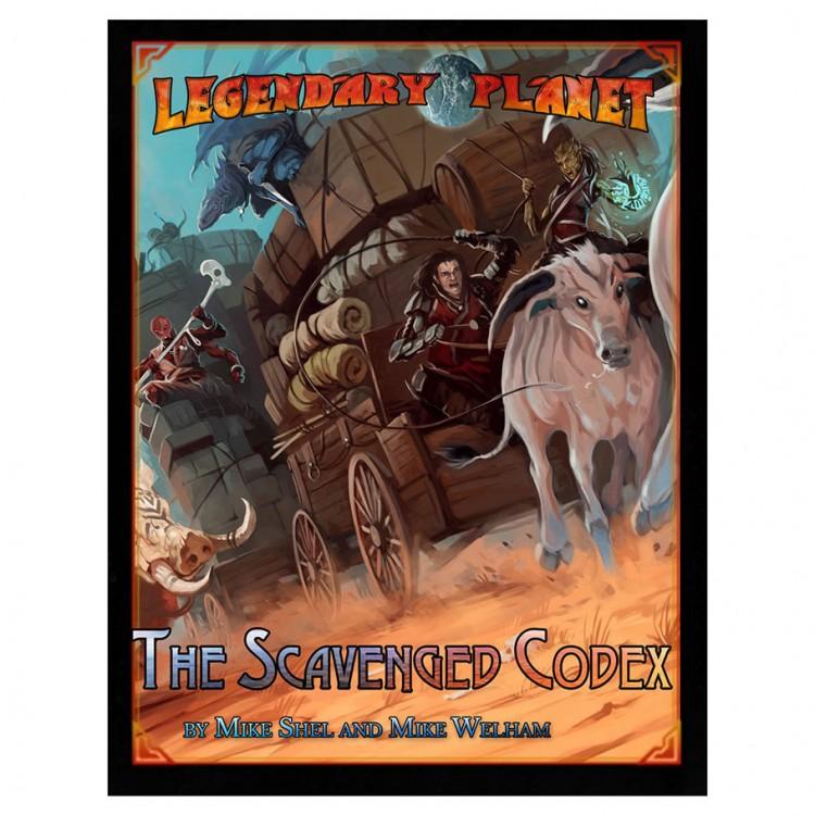 5E: LP: The Scavenged Codex