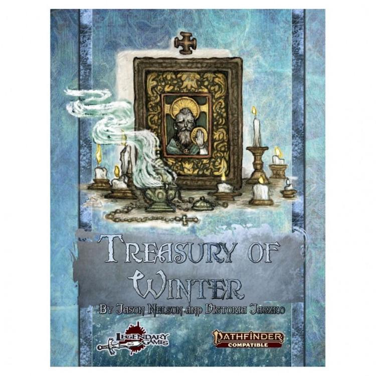 PF2E: Treasury of Winter
