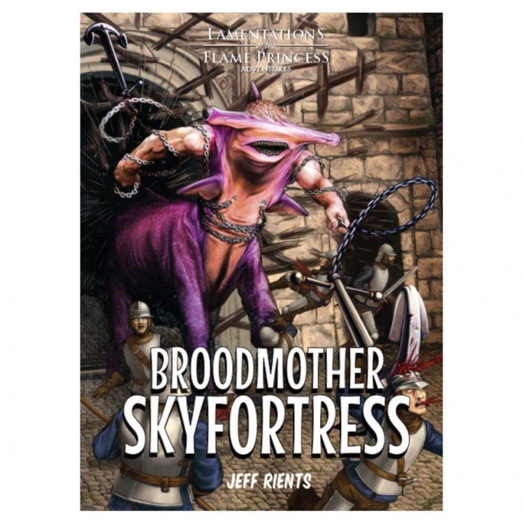 LFP: Adv: Broodmother SkyFortress (HB)