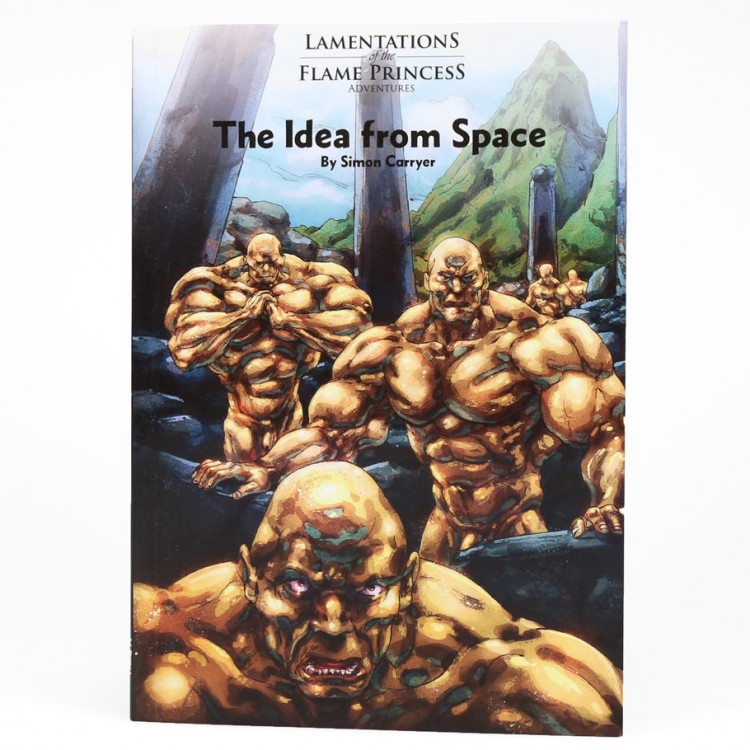 LFP: The Idea From Space