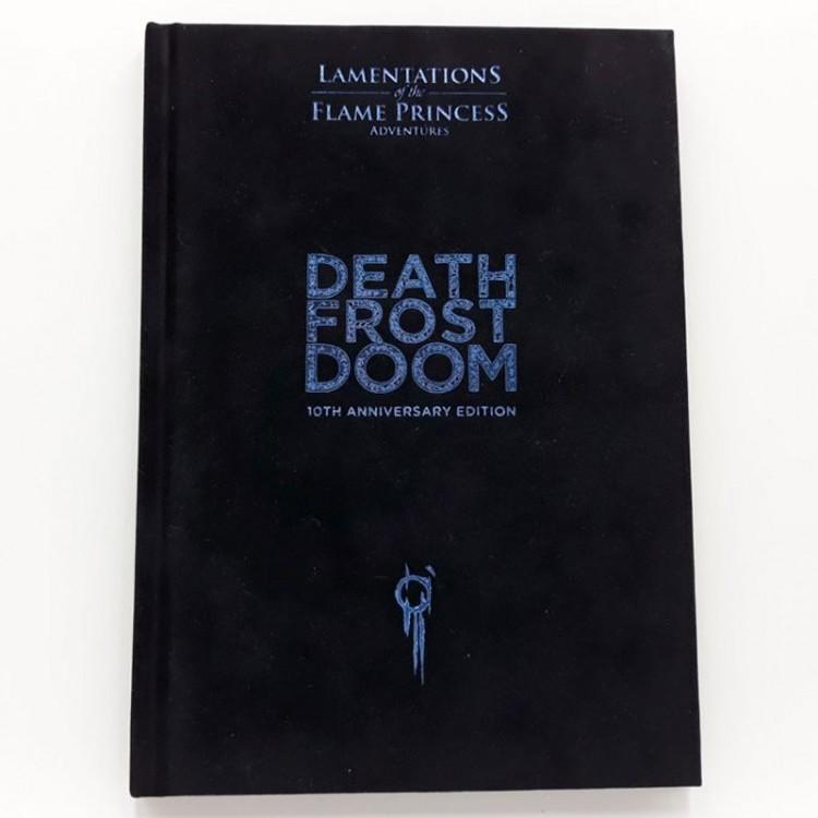 Death Frost Doom 10th Anniversary