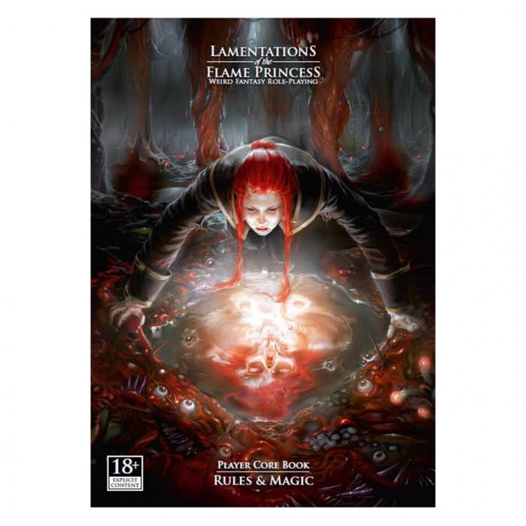 LFP: Weird Fantasy RPG Rules & Magic