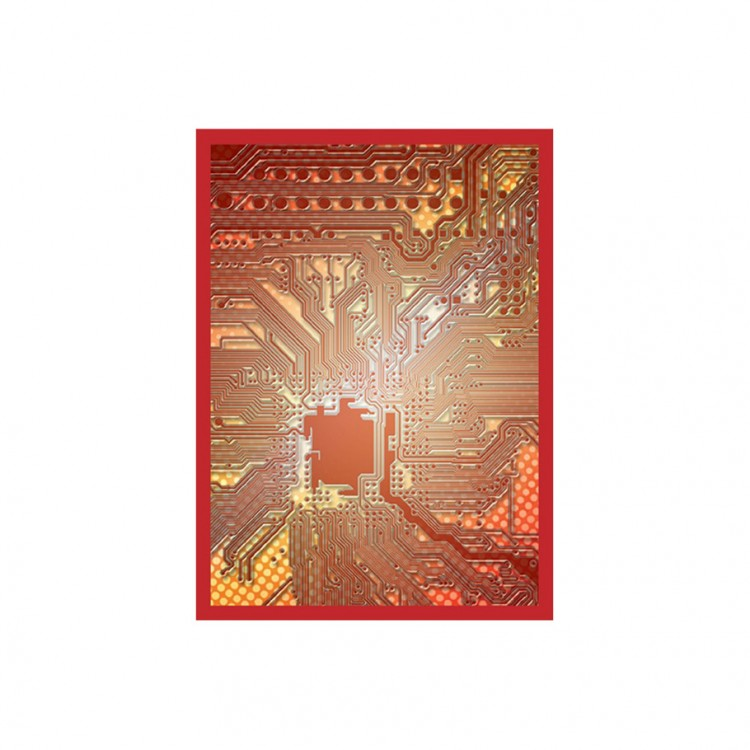 DP: Circuit Red (50)