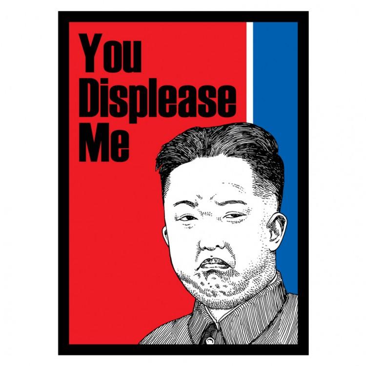 DP: Grumpy Kim (50)