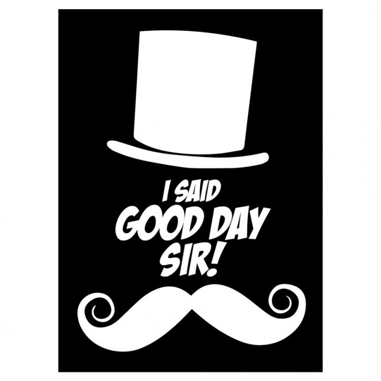 DP: Good Day Sir! (50)