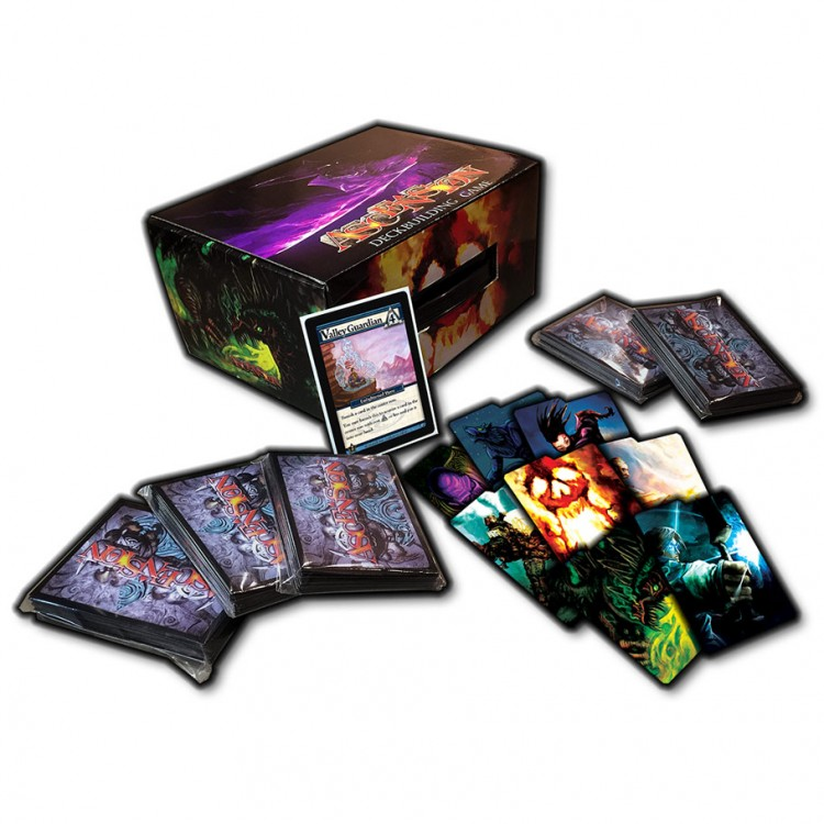 Box: Ascension: 2 Row Collection