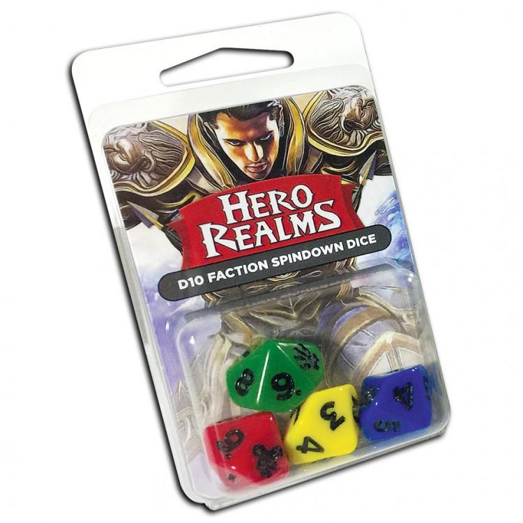Dice: Hero Realms (4)