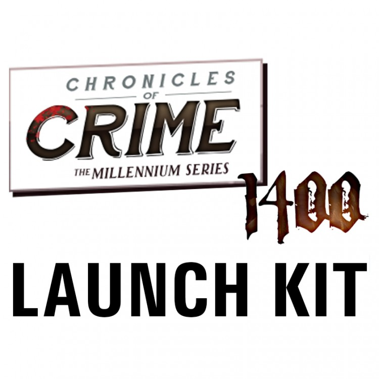 Chronicles of Crime: 1400 Launch Kit