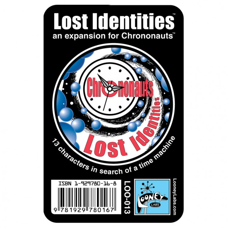 Lost Identities(Chrononauts)