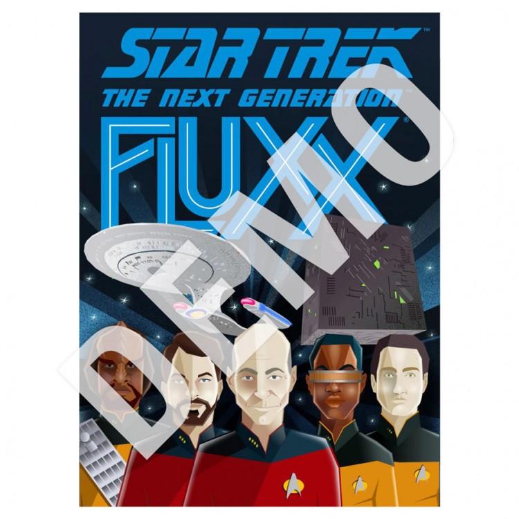 Star Trek TNG Fluxx DEMO