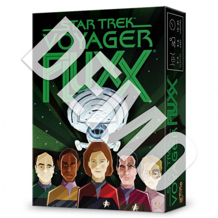 Star Trek: Voyager Fluxx Demo