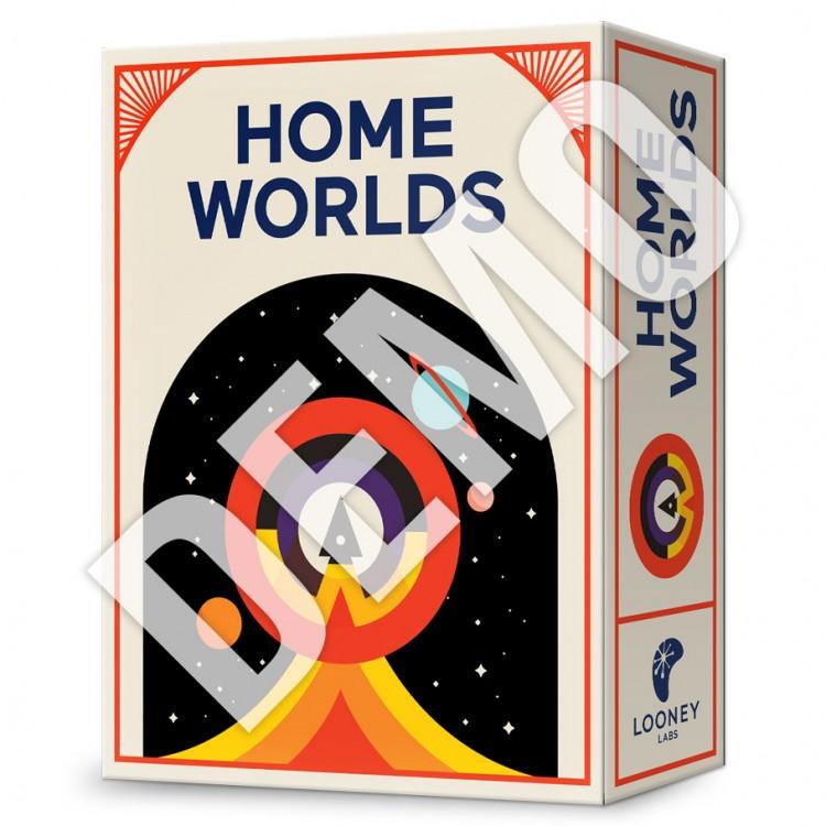 Homeworlds DEMO