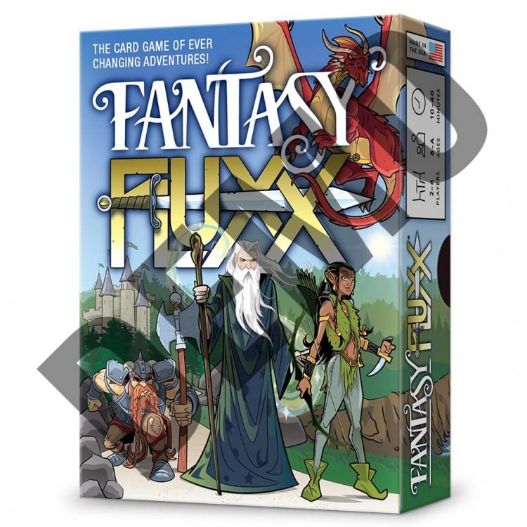 Fantasy Fluxx DEMO