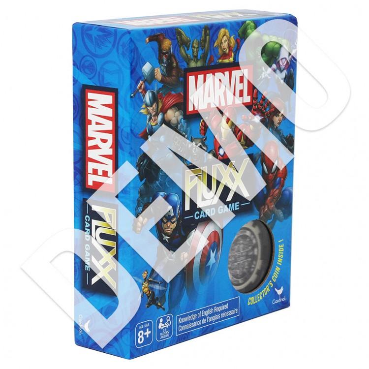 Marvel Fluxx DEMO