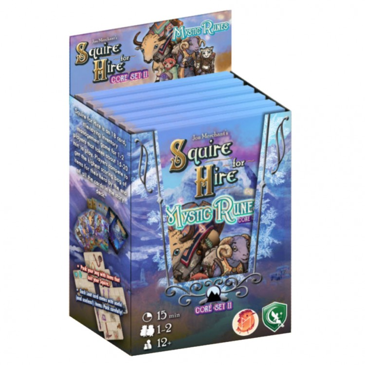 Squire for Hire: Mystic Runes 6pk PDQ