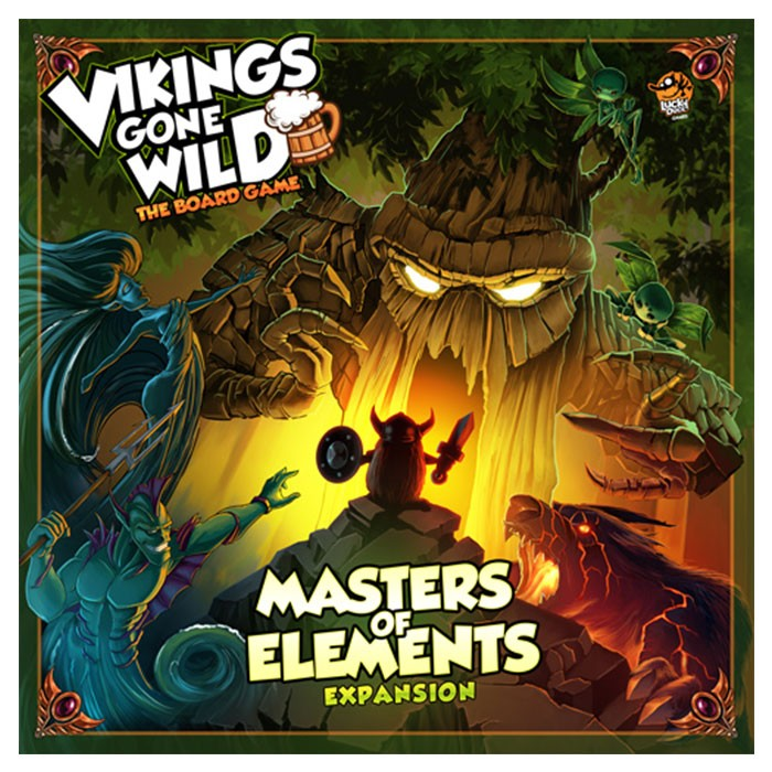 VGW: Masters of Elements Expansion