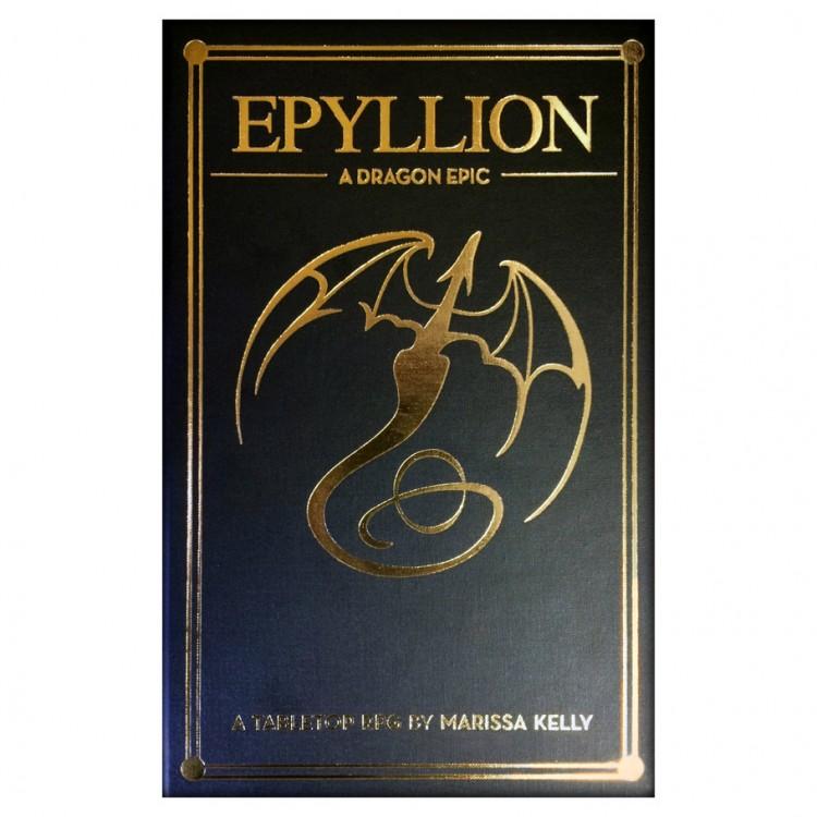 Epyllion: A Dragon Epic (HC)