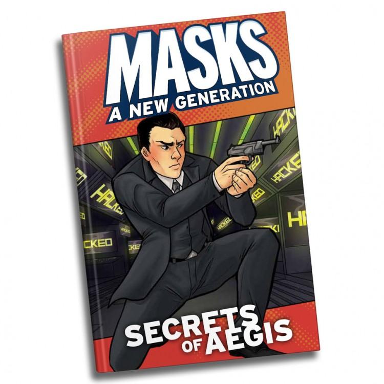 Masks: Secrets of A.E.G.I.S. (SC)