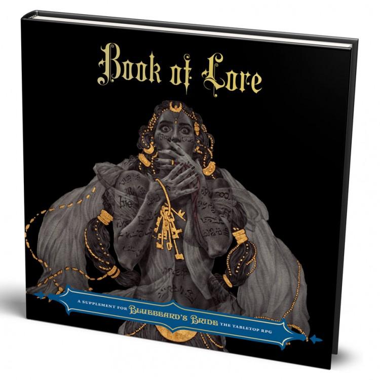 Bluebeard's Bride: Book of Lore