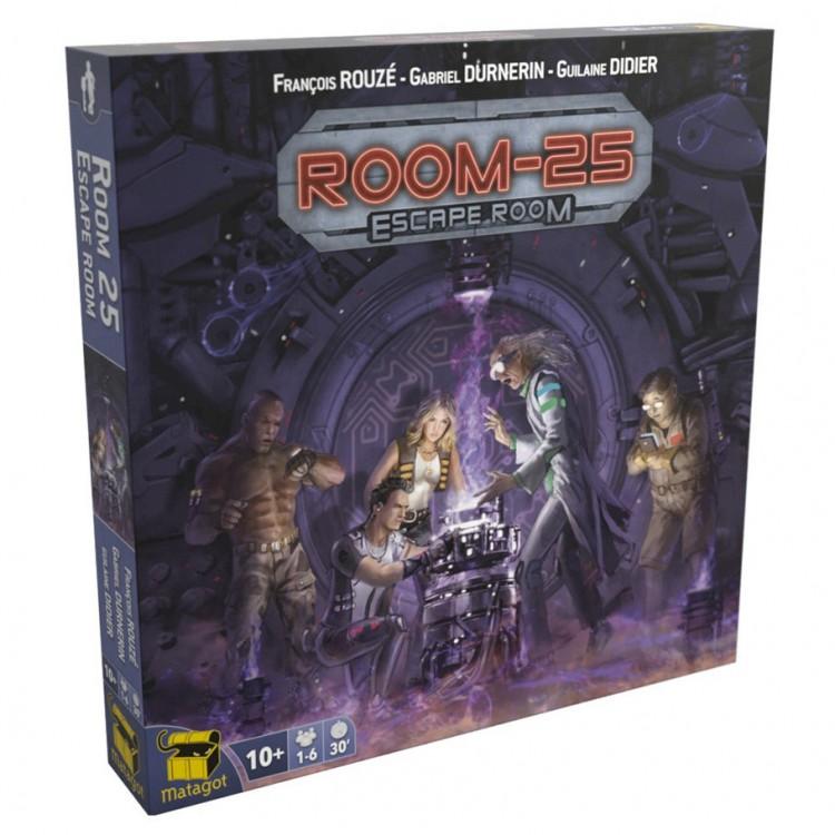 Room 25 Escape