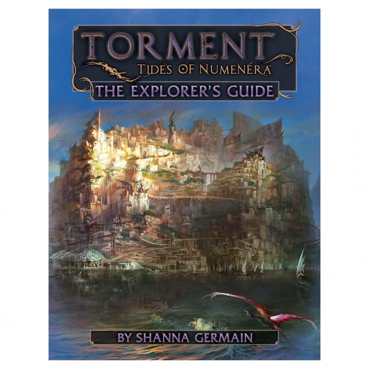 Torment:Tides of Numenera:Explorer Guide