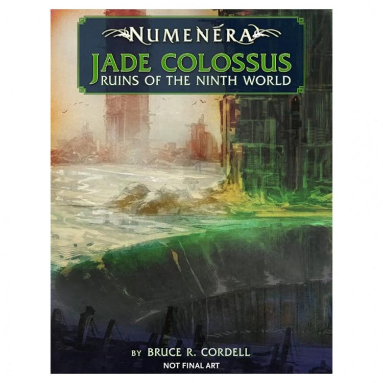 Numenera: Jade Colossus