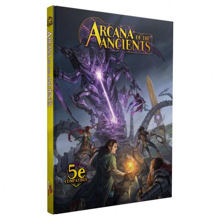 5E: Arcana Of The Ancients