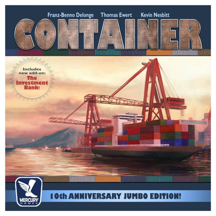 Container 10th Ann. Jumbo Ed.