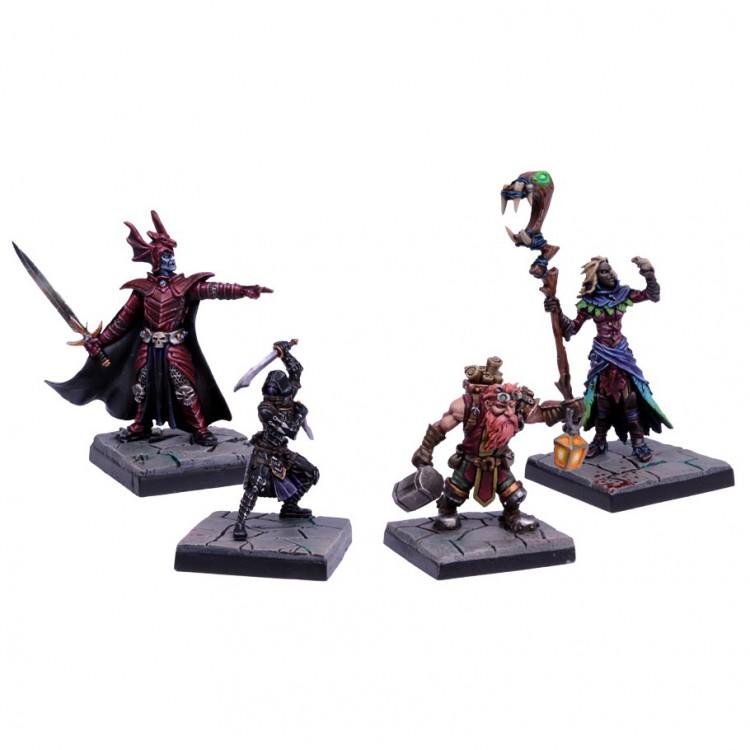 DS: Heroes of Mantica