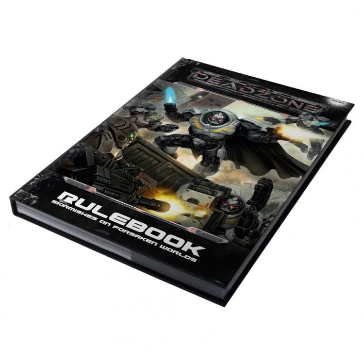 Deadzone 2E Hardback Rulebook