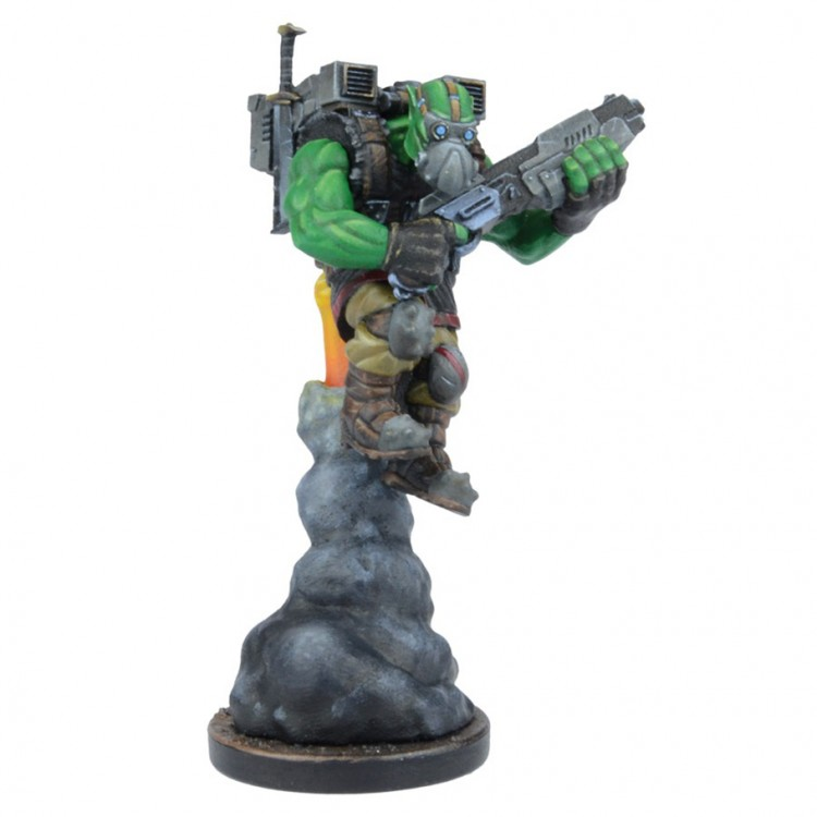 DZ 2E: Chief Mauhulakh, Orc Sky Scraper