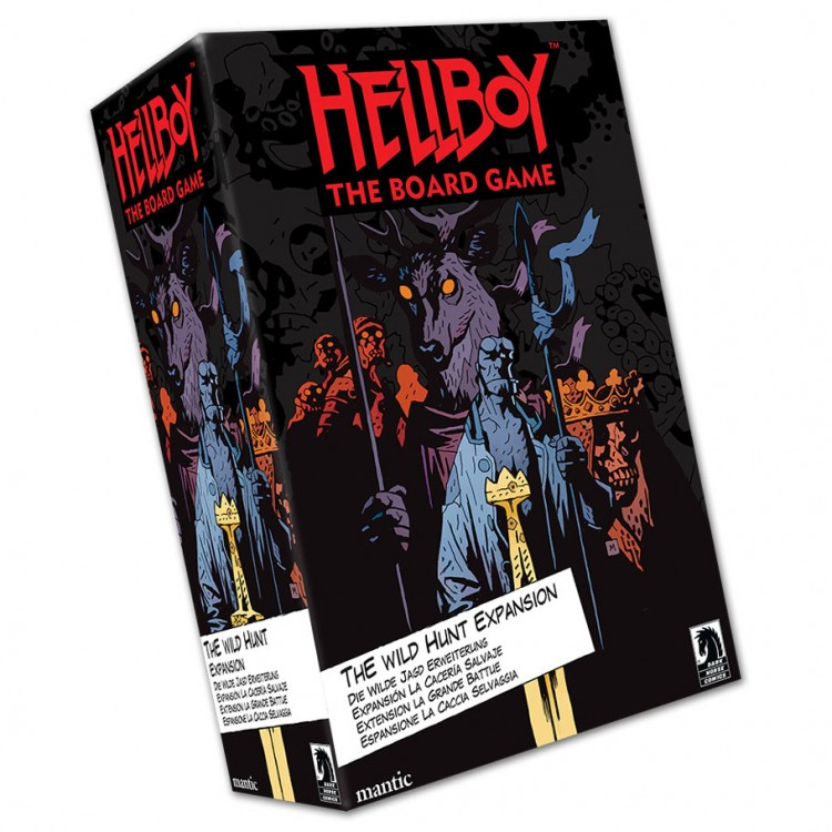 Hellboy: The Wild Hunt Exp