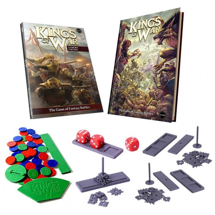 Kings of War Rulebook 2nd Ed Deluxe
