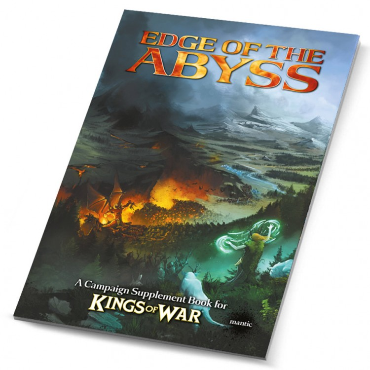 KoW2E: Edge of the Abyss