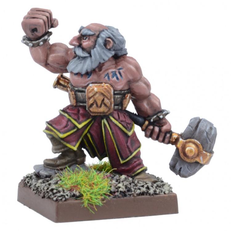 KoW2E: Dwarf: Stone Priest