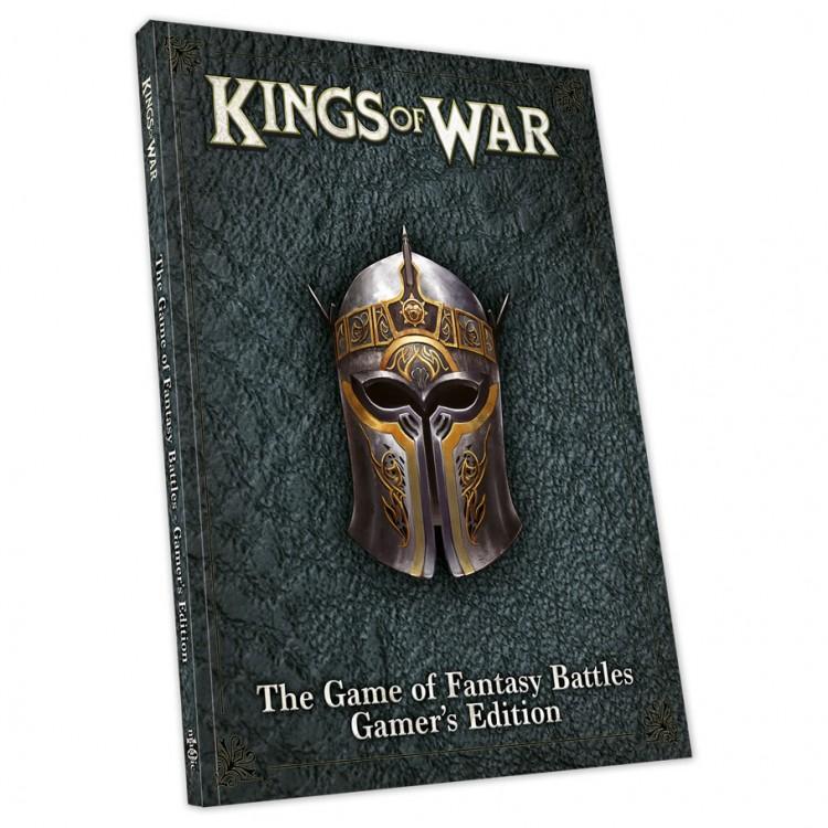 KoW3E: Gamer's Rulebook