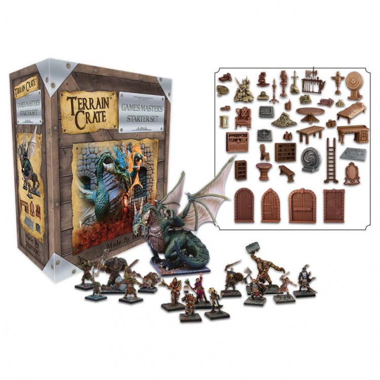 TC: GM's Dungeon Starter Set