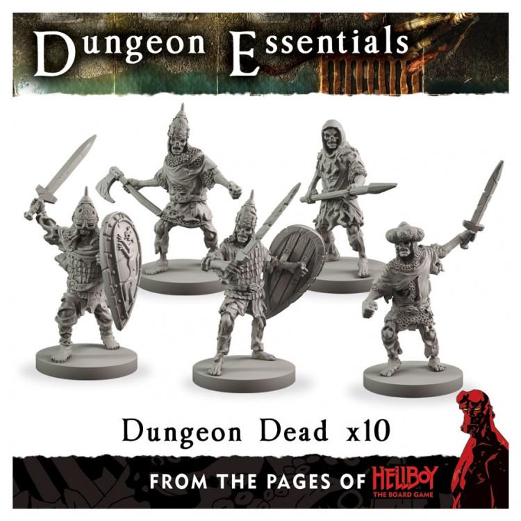 TC: DE: Dungeon Dead